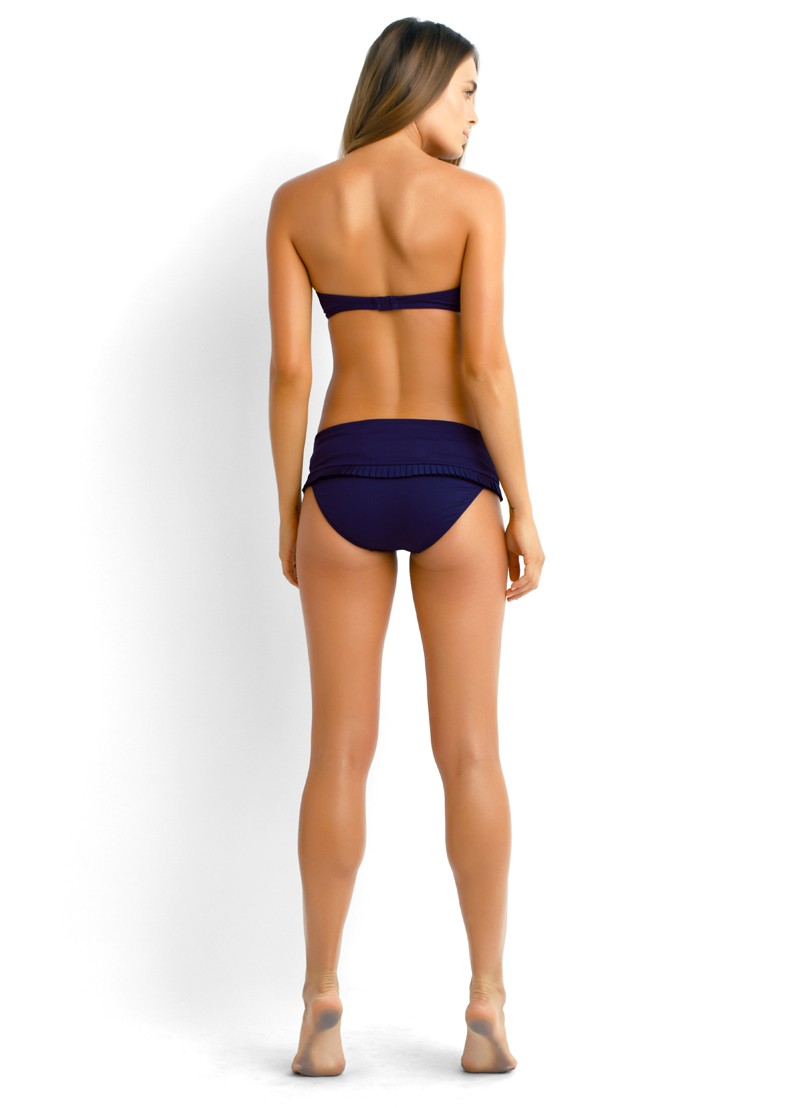 Seafolly Goddess Kiara Bustier & Eva Skirted Pant