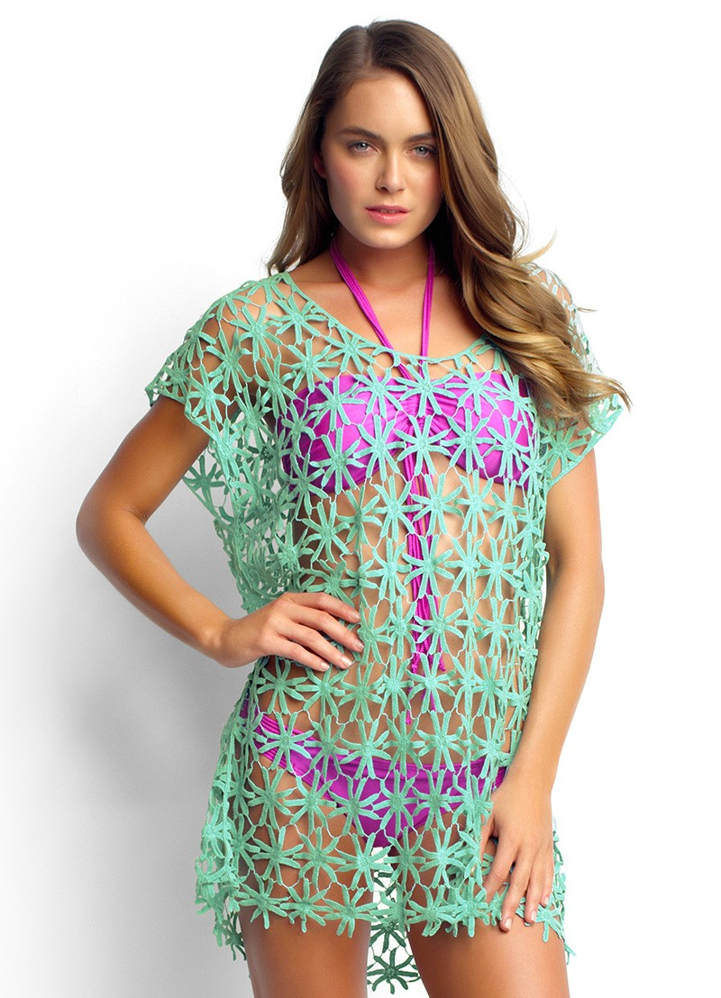 Field Of Daisies Kaftan