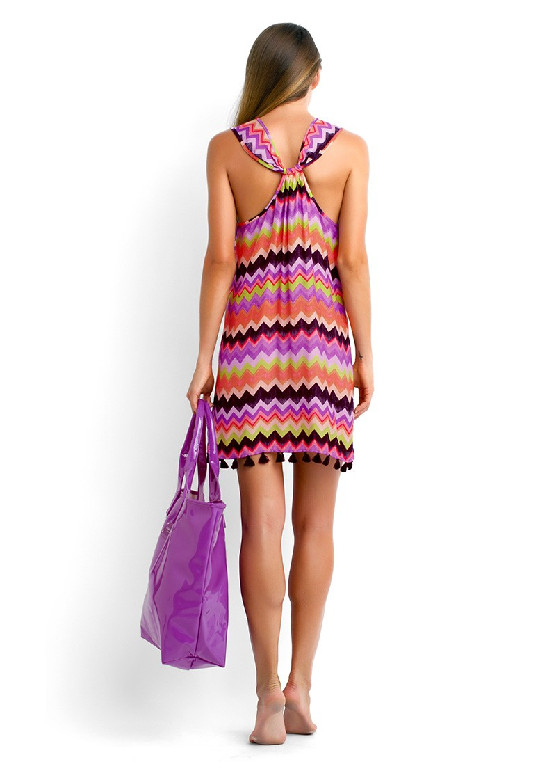 Sumba Sally Dress & Hit the Beach Tote