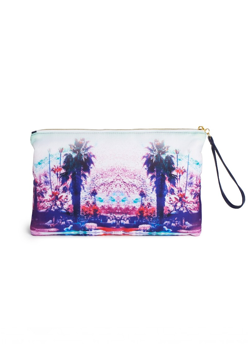 Palm Springs Clutch
