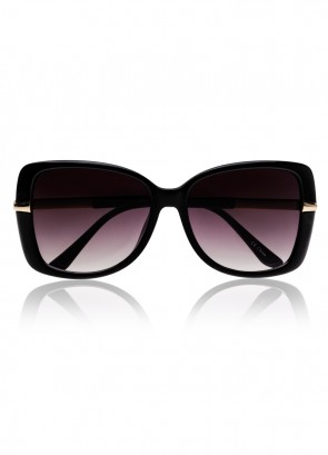 Cayman Black Sunglasses