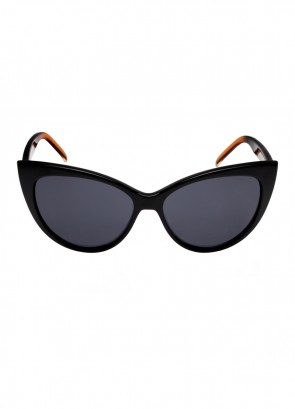 Hanauma Black Sunglasses