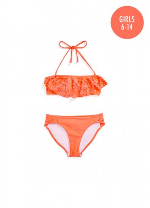 Summer Camp Mini Tube Bikini